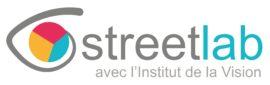 Logo Street Lab avec l'Institut de la Vision