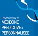 Logo Société française de Médecine prédictive & personnalisée