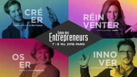visuel salon des entrepreneurs 2018