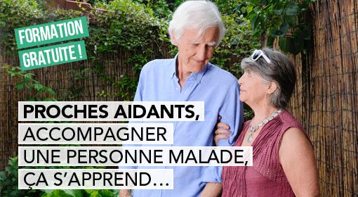 Entrepreneurs & Go renouvelle son soutien à France Alzheimer en 2018 au travers de son dispositif de formation des aidants